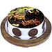 Mowgli and Baloo Butterscotch Cake 1 Kg