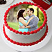 Delightful Personalized Cake 1 Kg Pineapple Cake