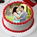 Delightful Personalized Cake 2 Kg Truffle Cake