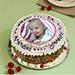 Enticing Photo Cake 3 Kg Butterscotch Cake