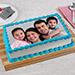 Tempting Photo Cake 3 Kg Black Forest Cake