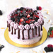 Delicious Chocolate Berry Cake- 1 Kg