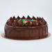 Yummy Chocolate Drip And M&M Cake 12 Portion