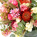 Mixed Roses and Hyacinth Vivid Flowers SG